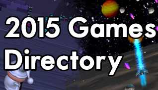 SFAS 2015 Games Directory