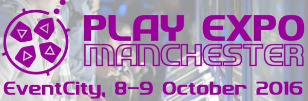 Join us at PLAY Expo Manchester