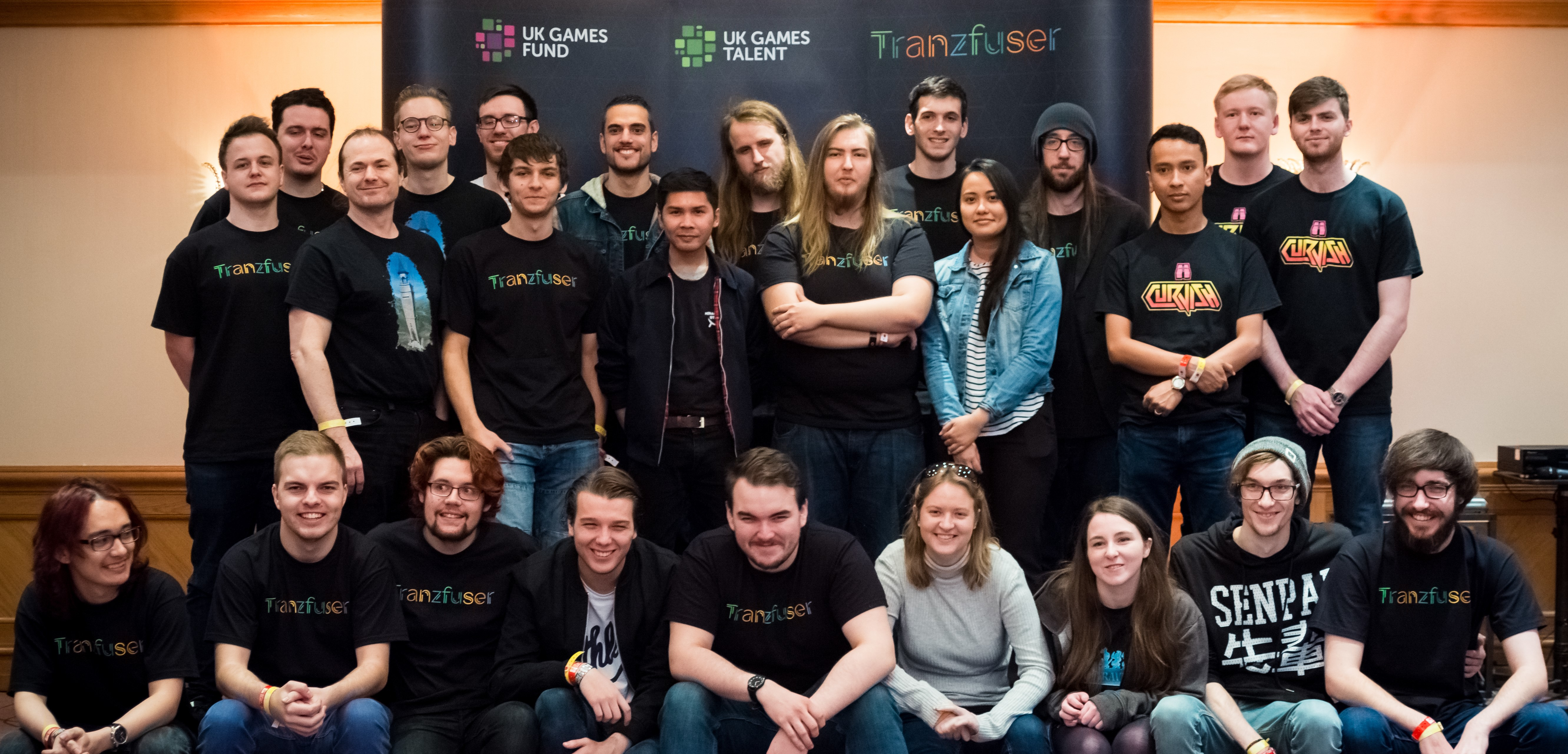 Tranzfuser offers funding for graduate games developers