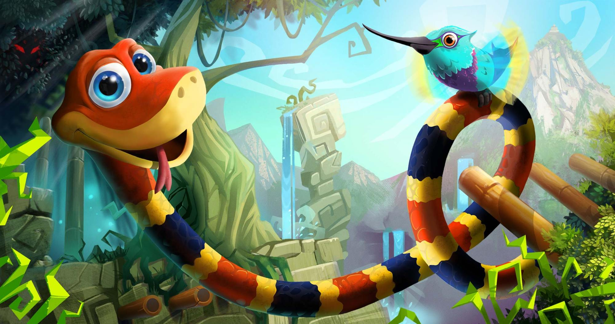 Sumo Digital Snake Pass