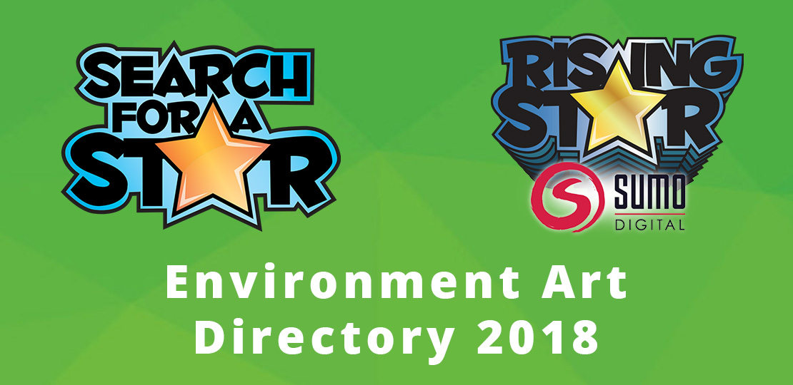 Search For A Star 2018 Games Environment Art Directory