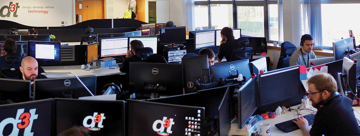 d3t office