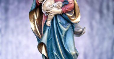 Błogosławiona jesteś Maryjo