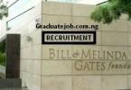 Senior Program Officer at Bill & Melinda Gates Foundation