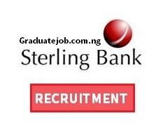 Sterling Bank Plc Recruitment for Quality Assurance Specialist