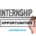 Internship Jobs in Nigeria