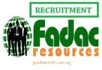 Administrative Manager at Fadac Resources and Services