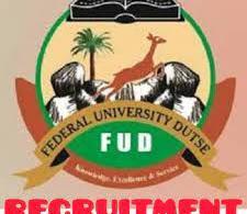 Federal University Dutse Job Recruitment