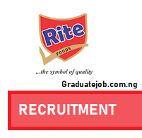 Ongoing Recruitment at Rite Foods Limited