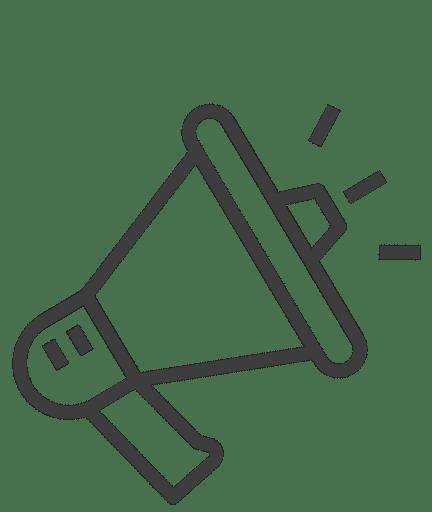 Icon Neuigkeiten (Megafon)