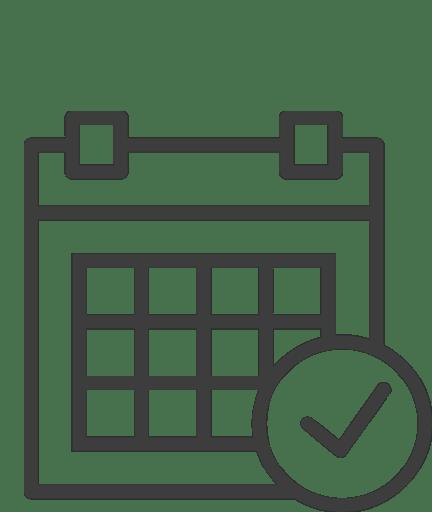 Icon Veranstaltungen (Kalender)