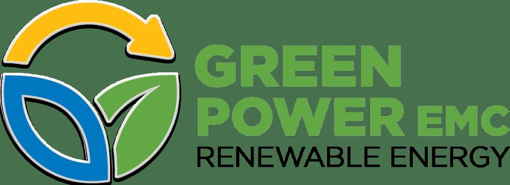 Green power emc Logo