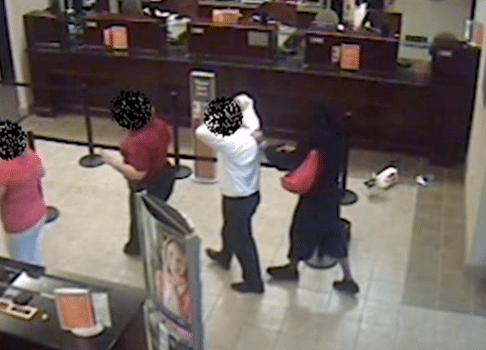 Suntrust Bank Robbery — Grady Newsource