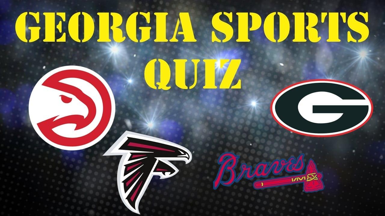 Quiz How Well Do You Know Georgia Sports Grady Newsource