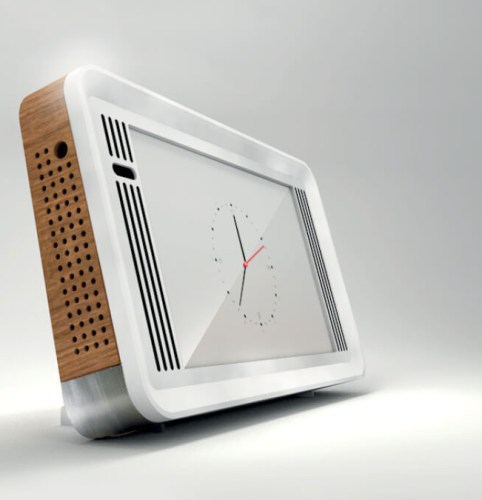 Reminder Rosie Alarm Clock: Hands-free, voice activated memory aid and daily organizer.