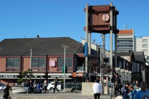 A look at the hustle and bustle of Japantown on a Saturday afternoon.