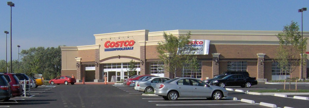 Costco Header
