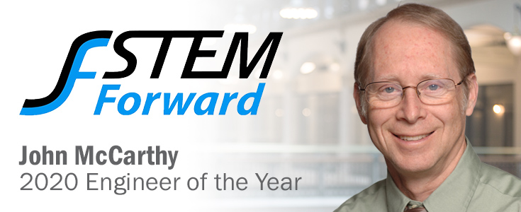 STEM Forward Award_John McCarthy
