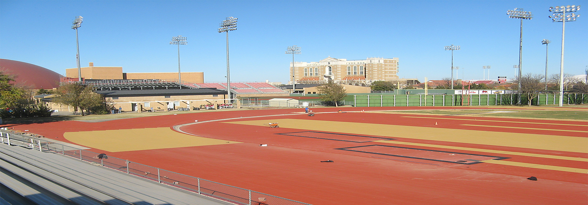 Texas Tech University Track and Field