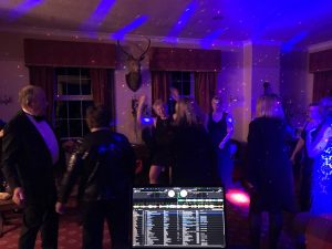 Private party with the exclusively yours package from Graeme Barrie