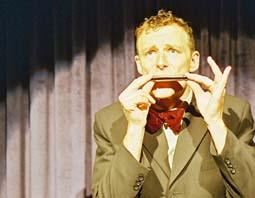 Mr. Ritzy & harmonica