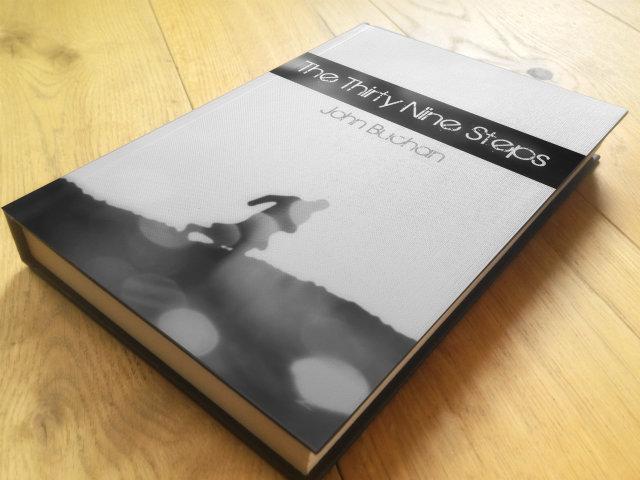 The Thirty Nine Steps Alternative Book Cover