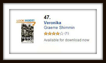 Veronika - a short story by Graeme Shimmin 47th most popular on Amazon