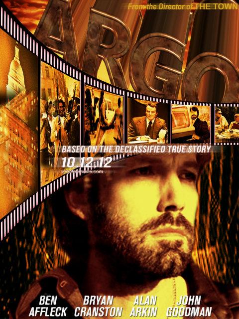 Argo Moview Review - Alternative Movie Poster