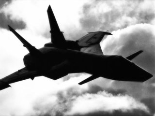 MiG-31 from Firefox Movie