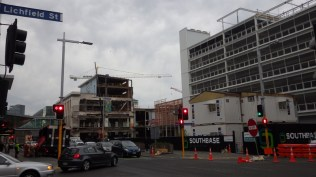 Christchurch old and new
