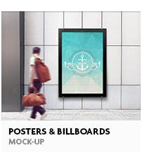 Poster Mockup / 12 Different Images - 15