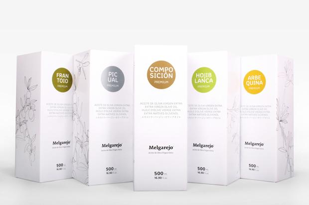 01 PremiumMelgarejo Melgarejo, un aceite premium con packaging de RSC