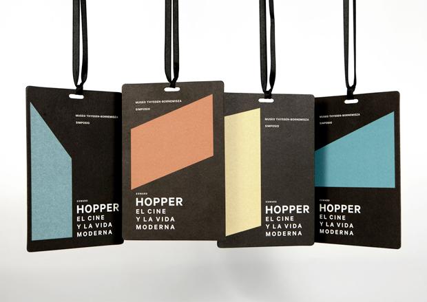 01 Sanchez Lacasta identifiers Hopper Sánchez Lacasta traslada gráficamente el juego lumínico de Edward Hopper