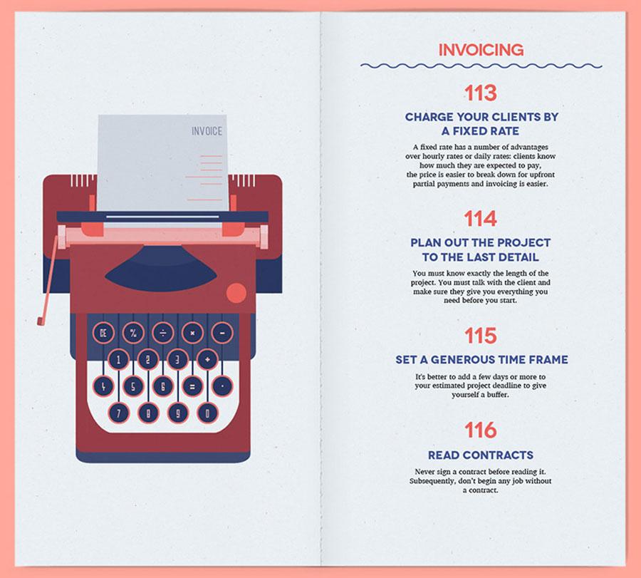 The Pocketbook. Un libro con 120 consejos para diseñadores gráficos