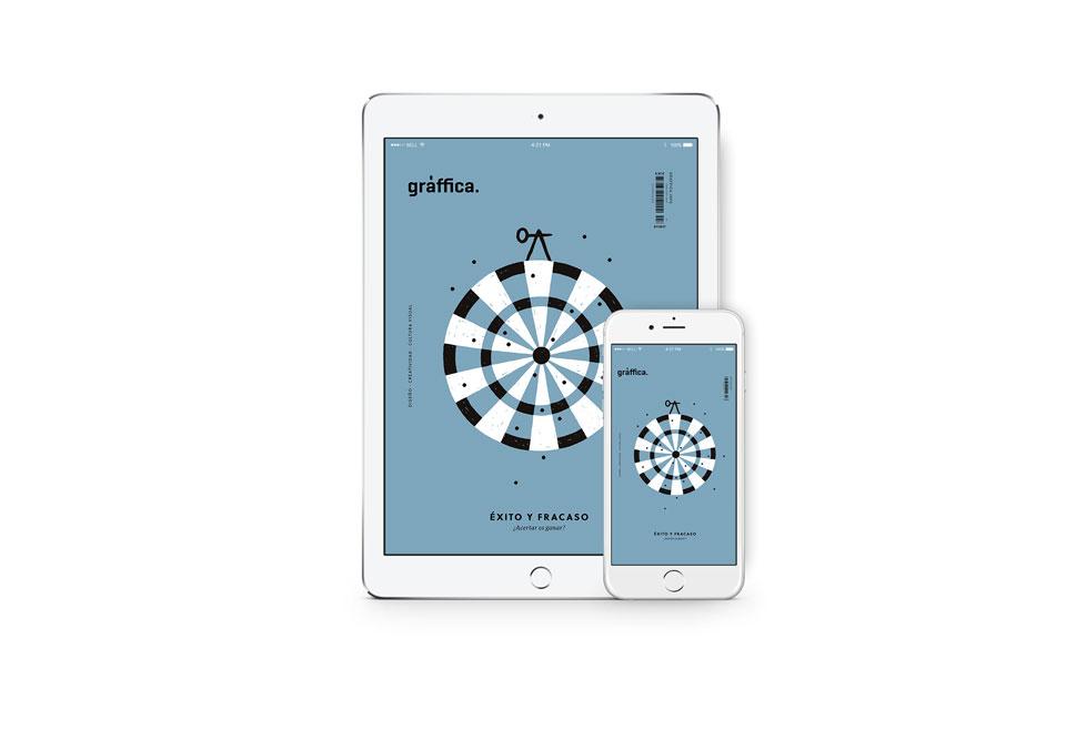 App Revista numero 7 Graffica 1