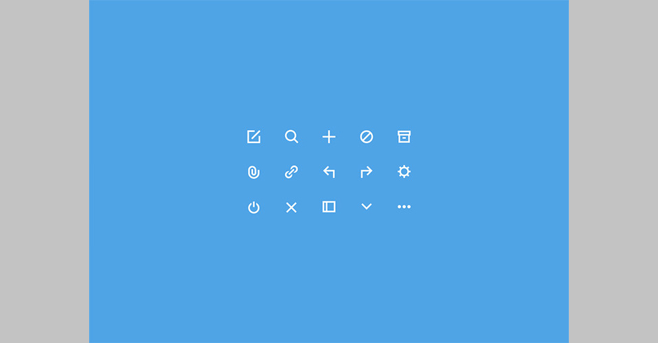 Los 15 Free Icons de Thom