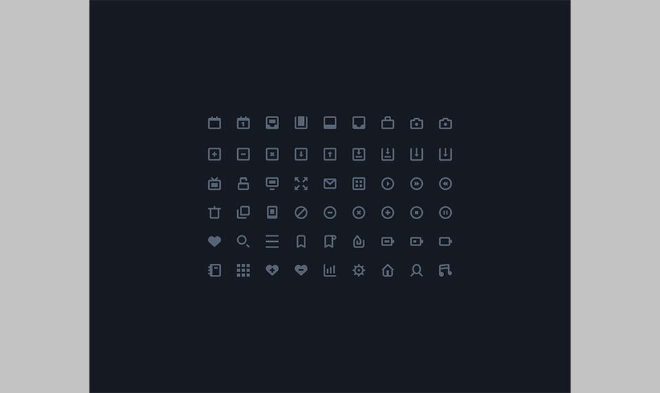 Los 54 Stlylish Icons de Robin Kylander