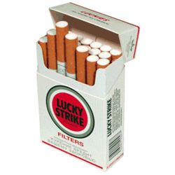 Lucky Strike El top 10 de las celebrities del packaging
