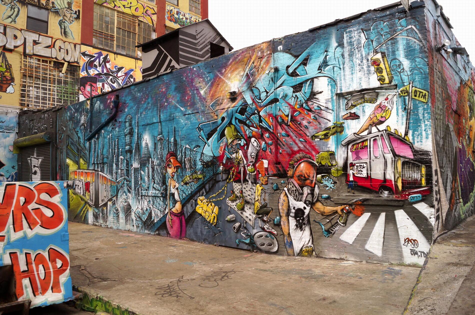 Art Crimes New York 165