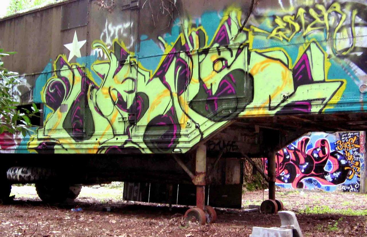 Art Crimes Vrs Crew P 2