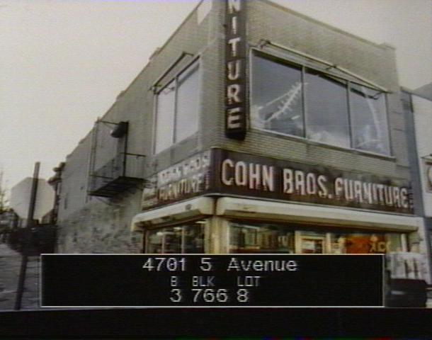 Cohn Bros Furniture, 4701 5th Ave, Brooklyn, NY