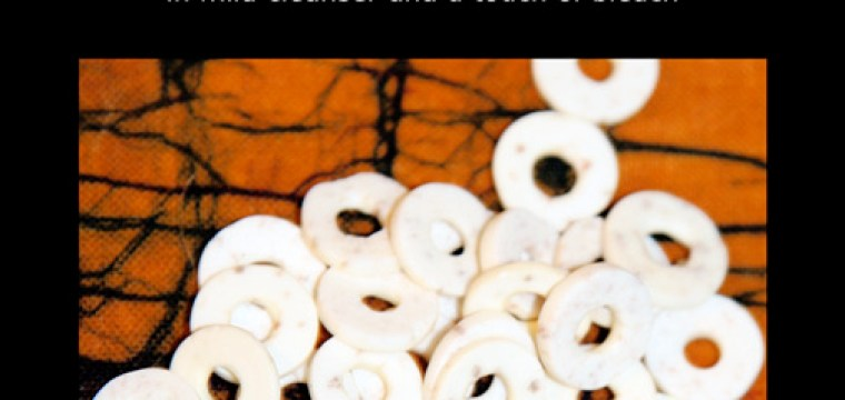 THE SAGA OF THE OSTRICH EGGSHELL BEADS!