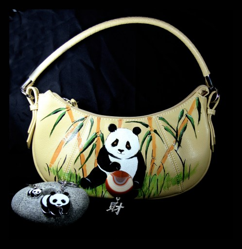 "A NEW ""PAND BAG""  OR HAND BAG!"