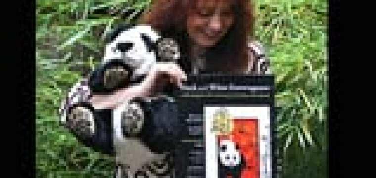 A WONDERFUL HONOR 2010 Pandas International art feature