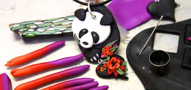 INQUISITIVE YU- A Limited Edition Panda Necklace