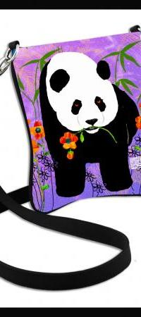 Image of MING BOUQUET sling shoulder bag