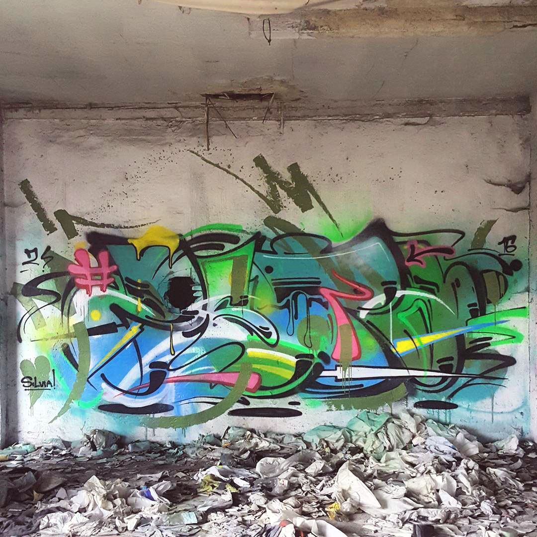 Graffiti Kings Artist ZETA