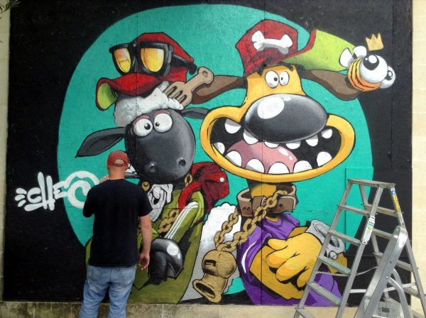 Graffiti Kings Artist Cheo
