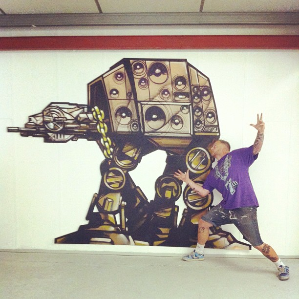 Graffiti Kings Star Wars Art (11)