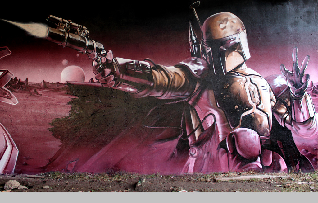 Graffiti Kings Star Wars Art (17)